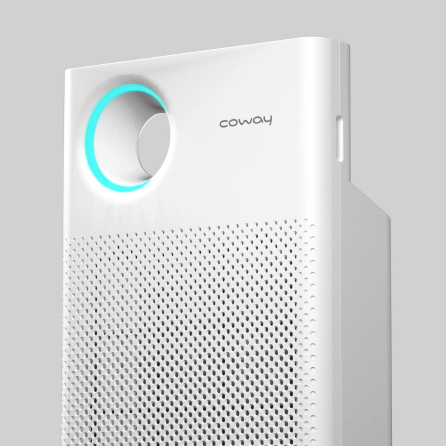 Right Side View - Coway Breeze Air Purifer