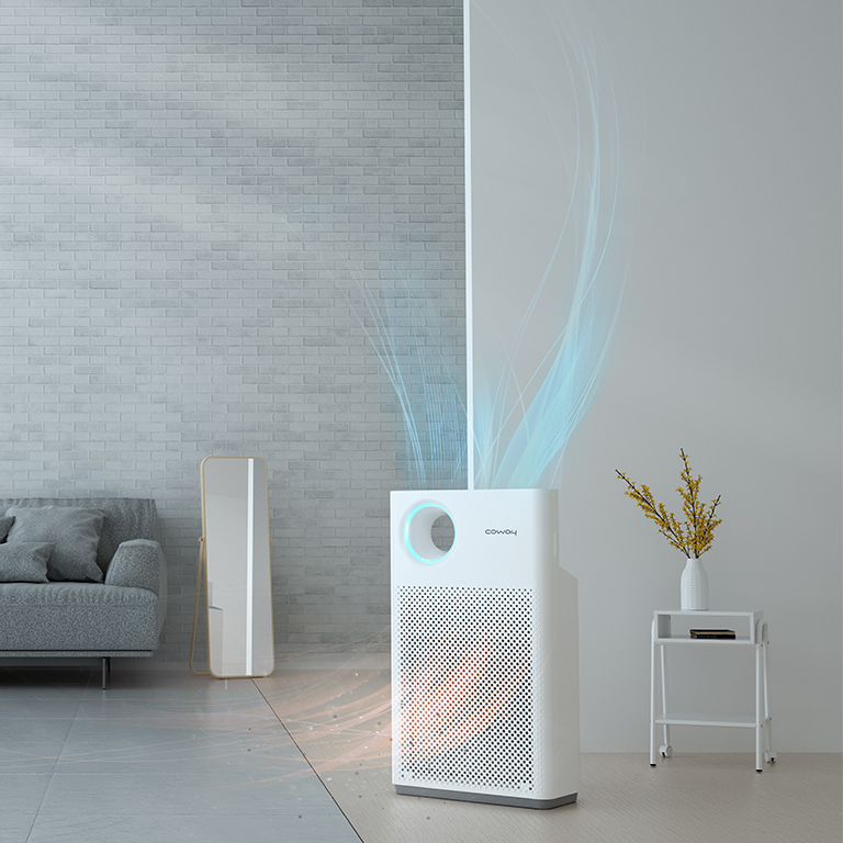 Coway Breeze - Fresh and Clean Air In A Breeze