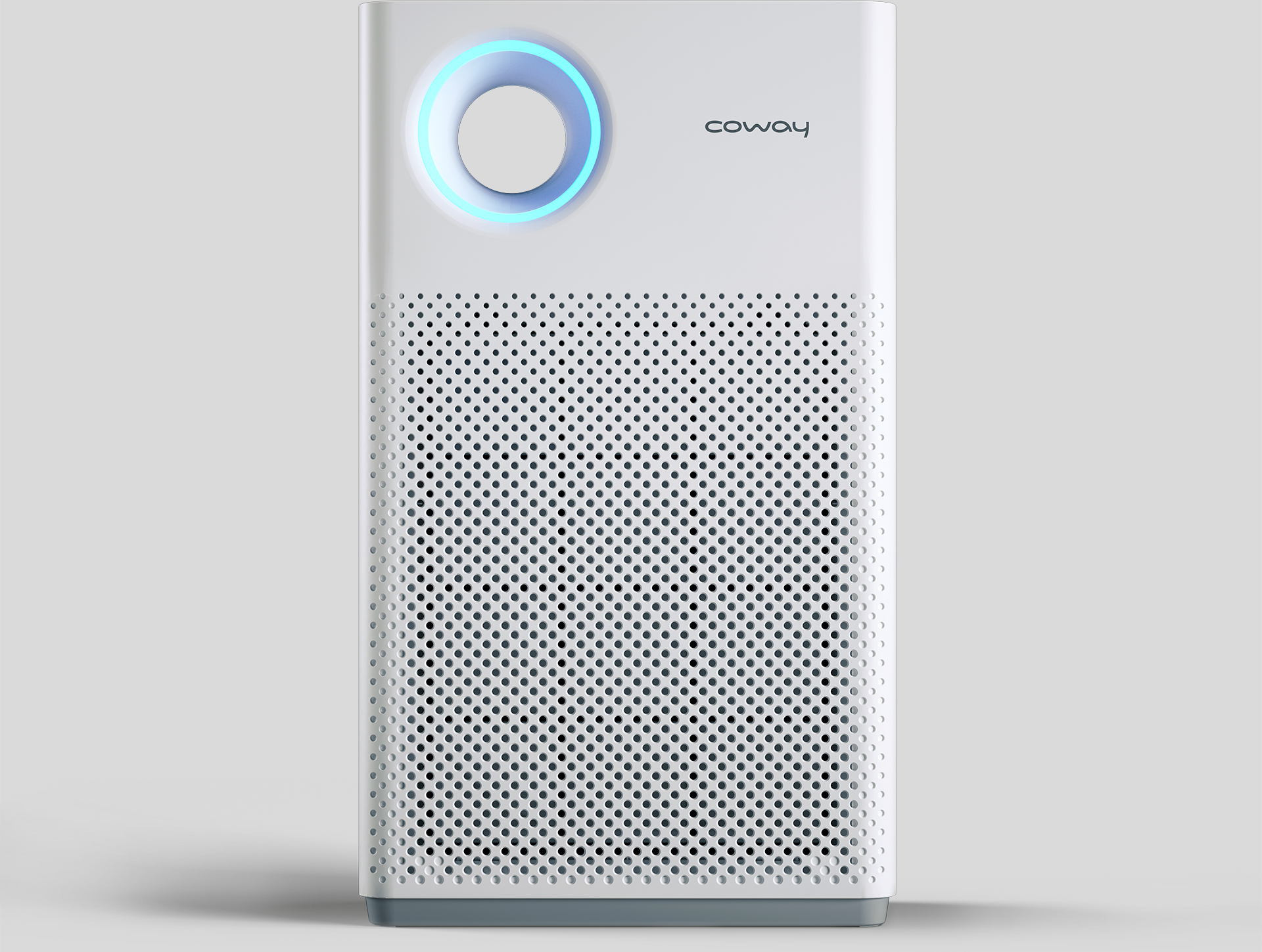 Coway Breeze Air Purifier - Front View