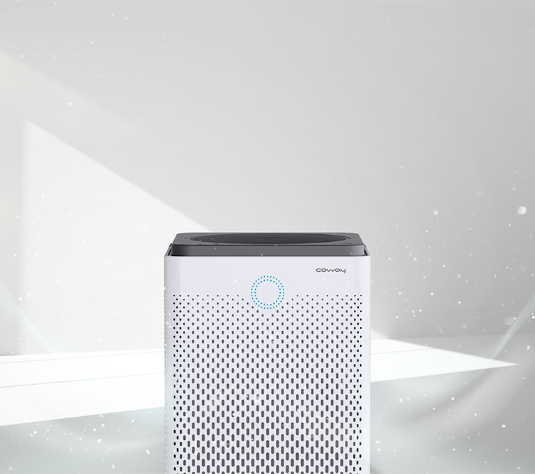 Air Purifier with Dual Filtration System - Coway Captain