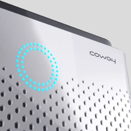 Purifier with Air Quality Indicator - Coway Captain