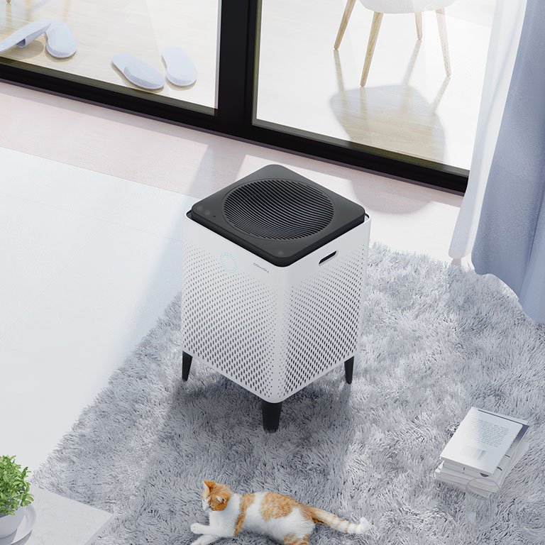 Coway Captain - Air Cleaner Against Dusts & Bacteria