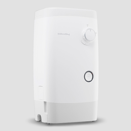 Coway Lily Water Softener Left View