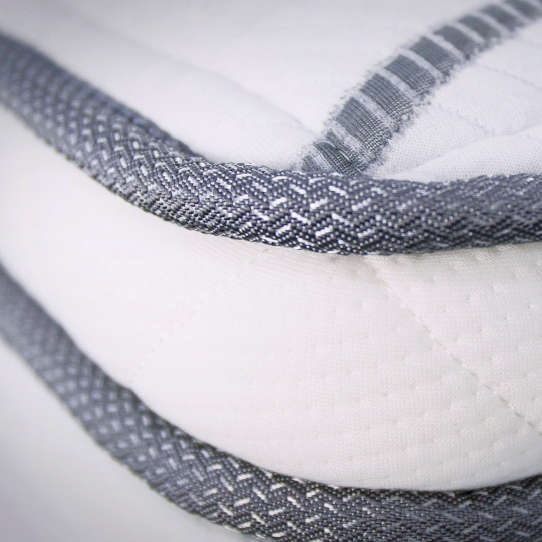 Close Up Mattress Fabric View - Coway Prime Series