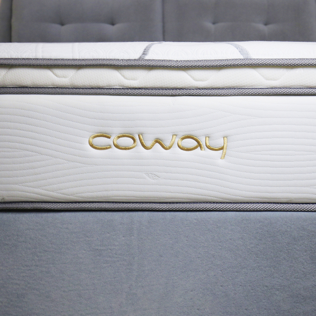 Bed Mattress Close Up View - Coway Prime Series