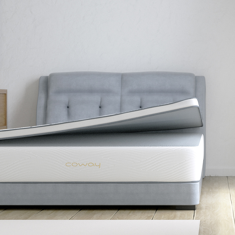 Coway Prime Series Mattress - Changeable Topper