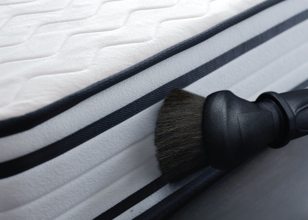 Step 4 Mattress Cleaning Services: Side Edge Cleaning - Coway Prime Series