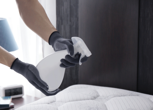 Step 6 Mattress Cleaning Services: Dust Mite Repellent - Coway Prime Series