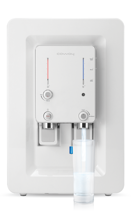 Water Purifier Hot amp Cold Filtered Dispenser