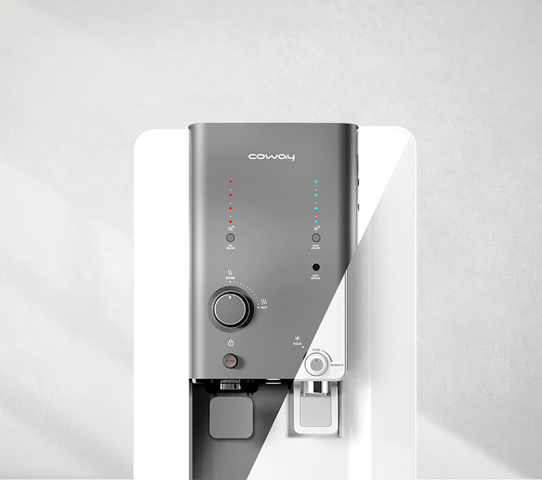 Front Top View - Coway Villaem 2 Best Water Purifier in Malaysia