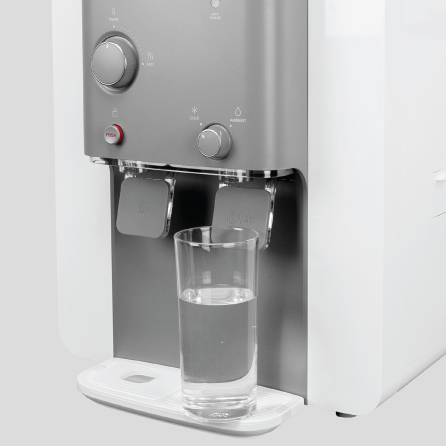 Water Dispenser with Reverse Osmosis Filter System - Coway Villaem 2