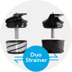 Coway Prism Duo Strainer