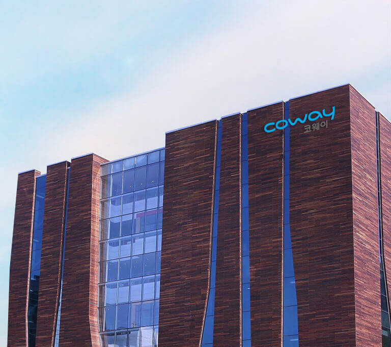 About Coway The Market Leading Water Filter Company In
