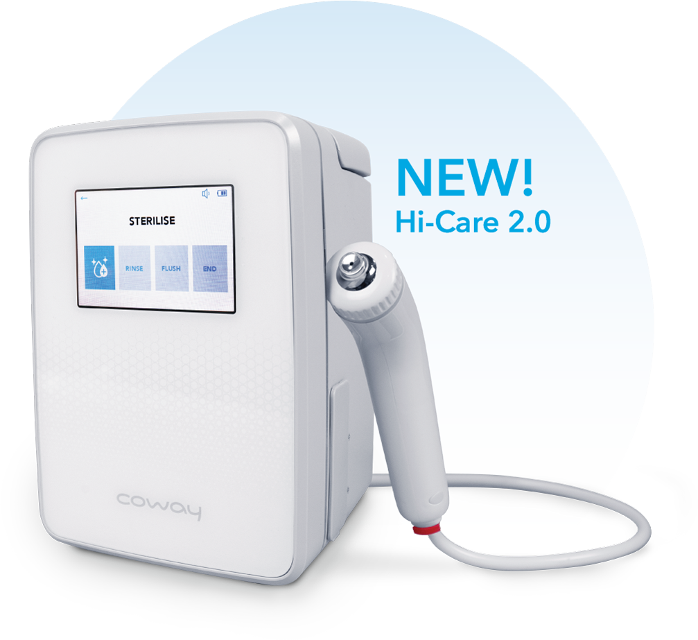 Premium Maintenance Service with Hi Care 2.0 - Coway Heart Service