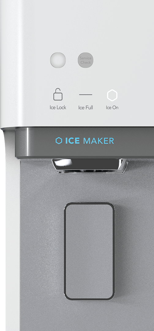 Lucy Ice Maker Right